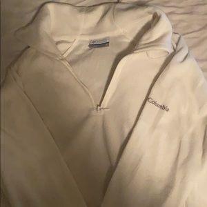Columbia Jackets & Coats - NWOT COLUMBIA FLEECE 3/4 ZIP JACKET